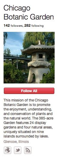 Chicago Botanic Garden Library 1000 Images About Brands Businesses Blogs On Pinterest On Pinterest Libraries