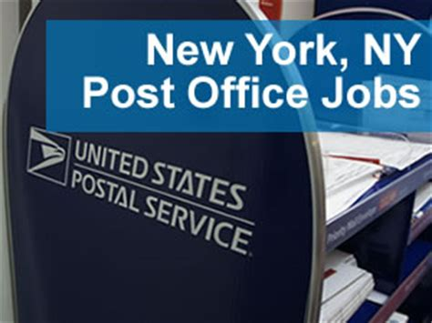 Us Post Office Employment by New York City Post Office Post Office