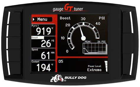 how to uninstall bully dog gt tuner bully dog gt platinum diesel tuner for 2006 2007 chevy gmc