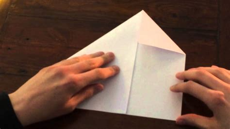 How To Fold Paper Into A - folding paper origami doing stuff