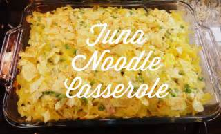 tuna noodle casserole recipe dishmaps