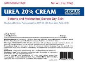 Dailymed urea urea cream