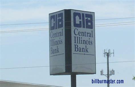 bloomington il banks central illinois bank