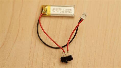 circuit diagram 3d printed led microphone flag