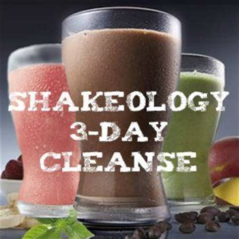 Detox Fix Coupon Code by Shakeology 3 Day Cleanse 21 Day Fix