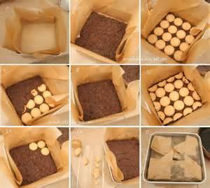 Chocolate Biscuit Cake table for 2 or more batik cake or hedgehog slice