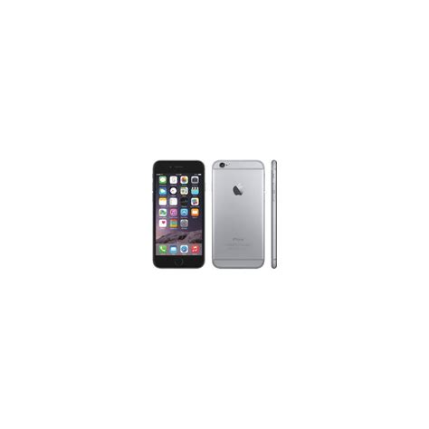 iphone 6 16gb gris sid 233 ral comme neuf reconditionn 233 224 369