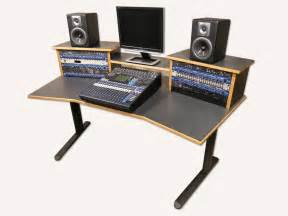 studio desks how to build a home recording studio on a budget
