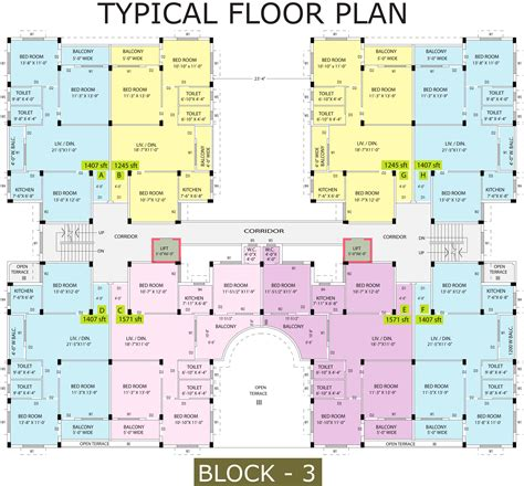 floor plans kiev airport city 1571 sq ft 4 bhk 3t apartment for sale in jupiter