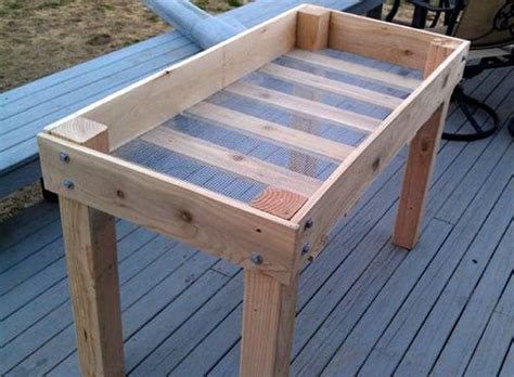 elevated garden beds diy 20 amazing diy raised bed gardens a piece of rainbow