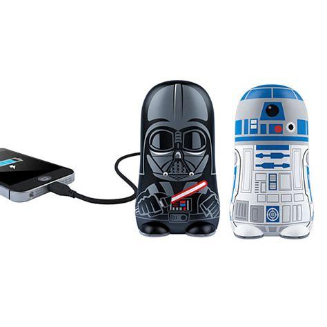 Powerbank Darth Vader 12000mah wars mimopowerbot 5 200mah portable power bank