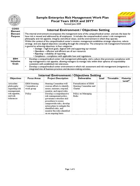 church risk management plan template risk management plantemplate 6 free templates in pdf