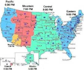 us map with capitals and time zones map of usa time zones with states map of us time zones