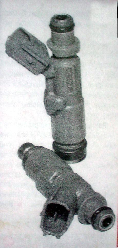 Mesin Tes Injector servis nosel injektor mesin injeksi garden speed