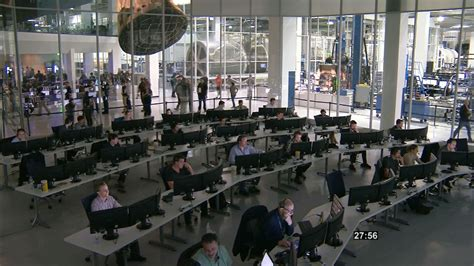 Spacex Office Building Spacex Plans A Busy Day Tuesday Spaceflight Now