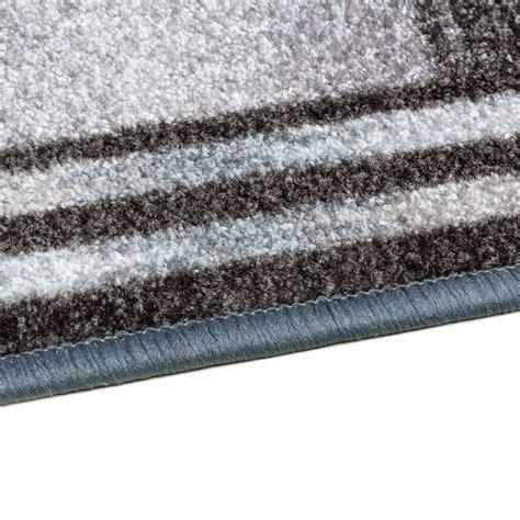 ikat muster teppichl 228 ufer teppich l 228 ufer br 252 cke ikat muster grau blau