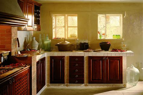 cucine vecchio stile cucine rustic chich classiche in muratura poggibonsi siena