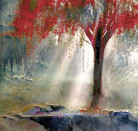modern painting los angeles contemporary titled tree 1 by artist