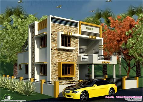 new home design names south indian style new modern 1460 sq house design