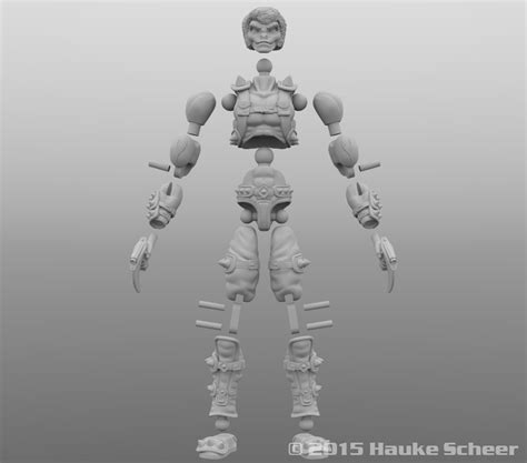 figure joints space wreck scavengers figures joint setup by hauke3000 on