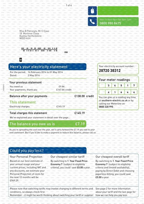 fake utility bill template download svoboda2 com