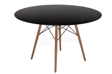 Kitchen Furniture Brisbane by Replica Charles Eames Dining Table 120cm Replica