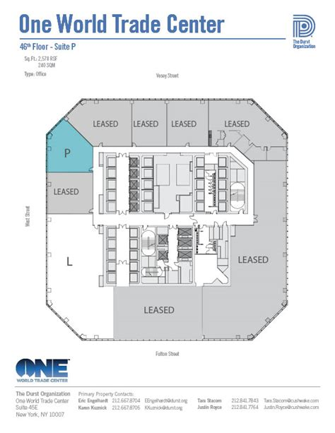 one world trade center floor plan one world trade center