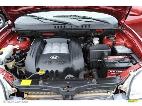 hayes car manuals 2003 hyundai santa fe engine control 2003 hyundai santa fe gls 4wd 2 7 liter dohc 24 valve v6 engine photo 52263805 gtcarlot com