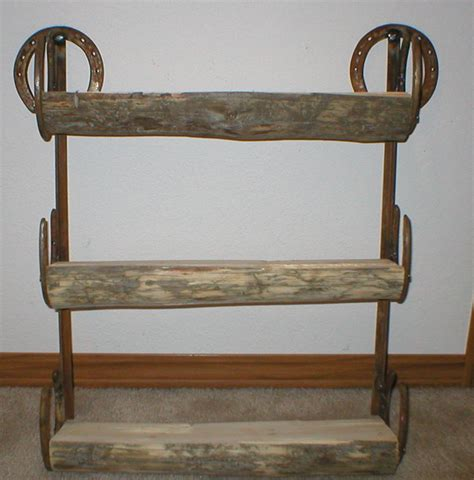 Boot Rack Made Out Of Horseshoes by Shoes Ideas Horseshoe Horseshoe Stuff Horseshoe