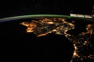 Moroccan Lights Morocco From The Sky Photos Taken By Nasa Satellite