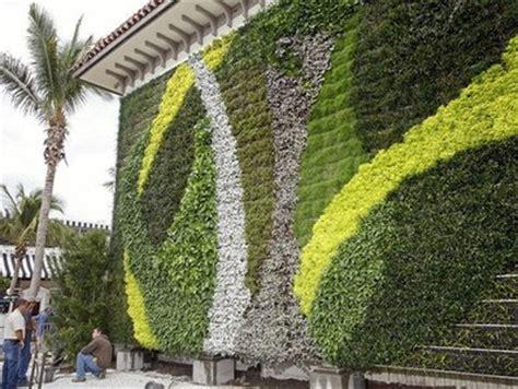 imagenes muros verdes jardines verticales instalacion mantenimiento
