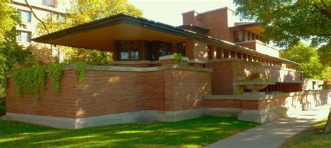 Lloyd Wright Architecture robie house chicago all you need to know before you go