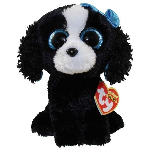 beanie boo puppy ty beanie boo large tracey minds alive toys crafts books