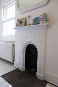 Bedroom Fireplace Interior Of London Victorian Terrace Www