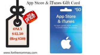 Itunes App Store Gift Card - 50 app store itunes gift card only 42 50 ftm