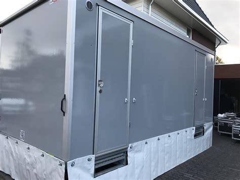 mobiele badkamer huren limburg toilet verhuur oosterhout luxe toiletwagens