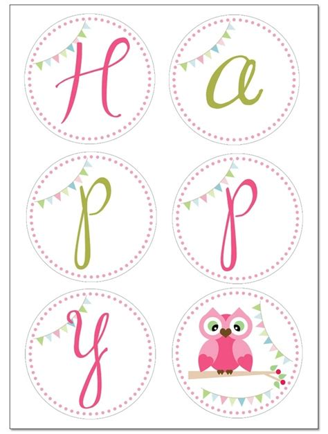 printable happy anniversary banner free printable happy birthday banner templates best