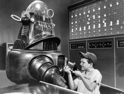 robby the robot wikipedia still of richard eyer and robby the robot in the invisible