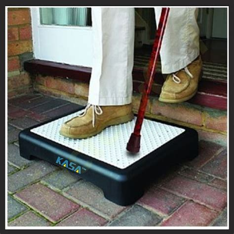 disable mat step new portable safety bath step doormat elderly disability