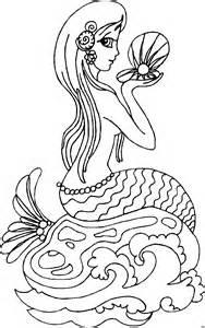 meerjungfrau ausmalbild amp malvorlage comics
