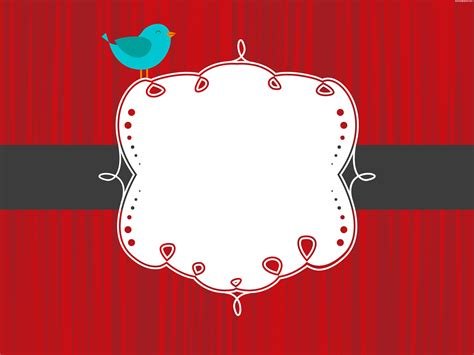 Red Social Banner Template Psd Psdgraphics Template Banner Psd