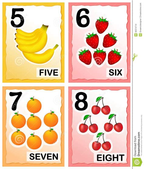 printable number cards for toddlers 5 best images of printable numbers for toddlers free