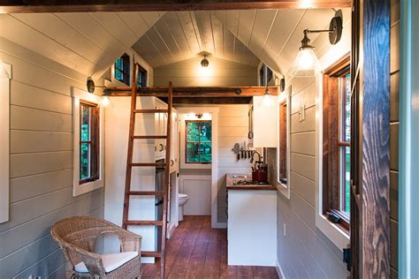 tumbleweed homes interior timbercraft tiny homes create beautifully finished custom