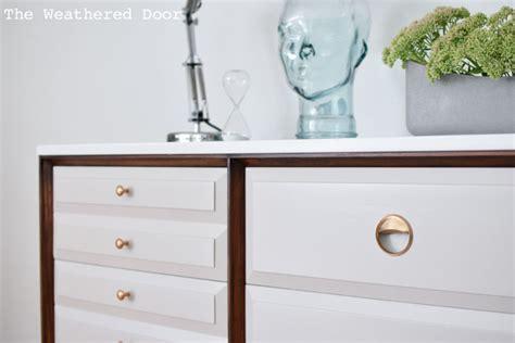mid century modern furniture la mid century modern la period dresser makeover the