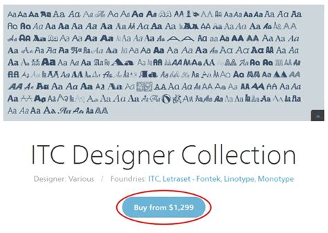 design font cost why font bundles are so important and where can you get them