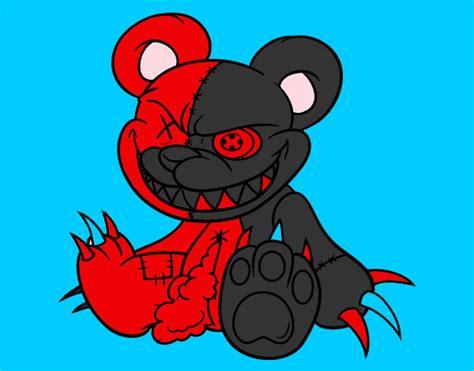 imagenes chidas a color para dibujar dibujo de oso chido pintado por vicror en dibujos net el