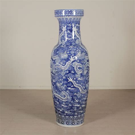 vaso cinese grande vaso cinese oggettistica bottega 900