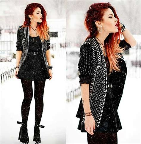 first impression with a punk rock haircut 20 punk rock hairstyles for long hair hairstyles