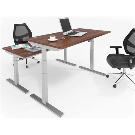 Sit To Stand Desk by Elev8 Sit Stand Desks
