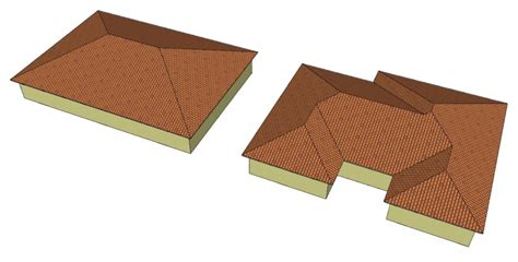Gable Roof Vs Hip Roof Gable Roof Vs Hip Roofs Ldnmen
